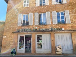 Les commerces locaux de Charnay en Beaujolais