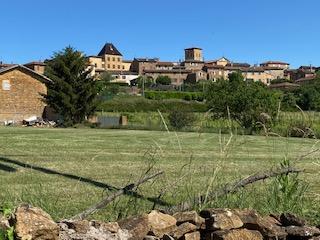 Village du beaujolais