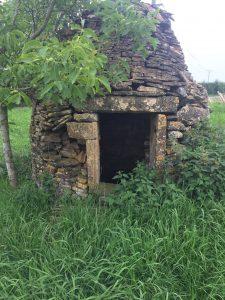 cadole : petite cabane dans les vignes